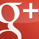 GooglePlus 128 Gloss Red