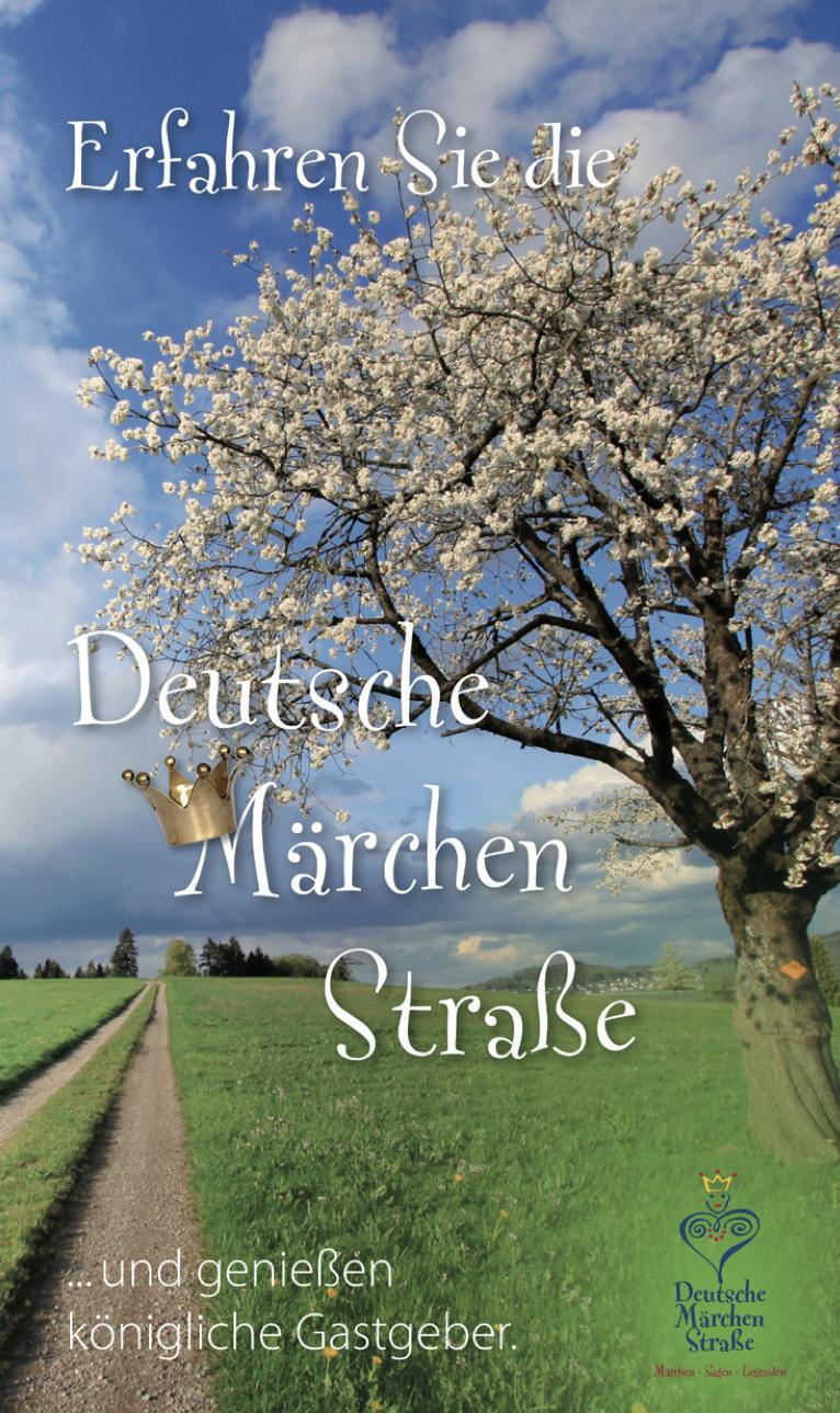Broschüre der Deutschen Märchen Straße